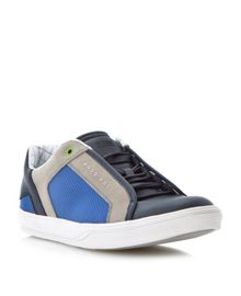 Attain concealed gillie lace trainers