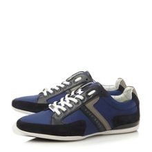 Spacit lace up combo mudguard trainers