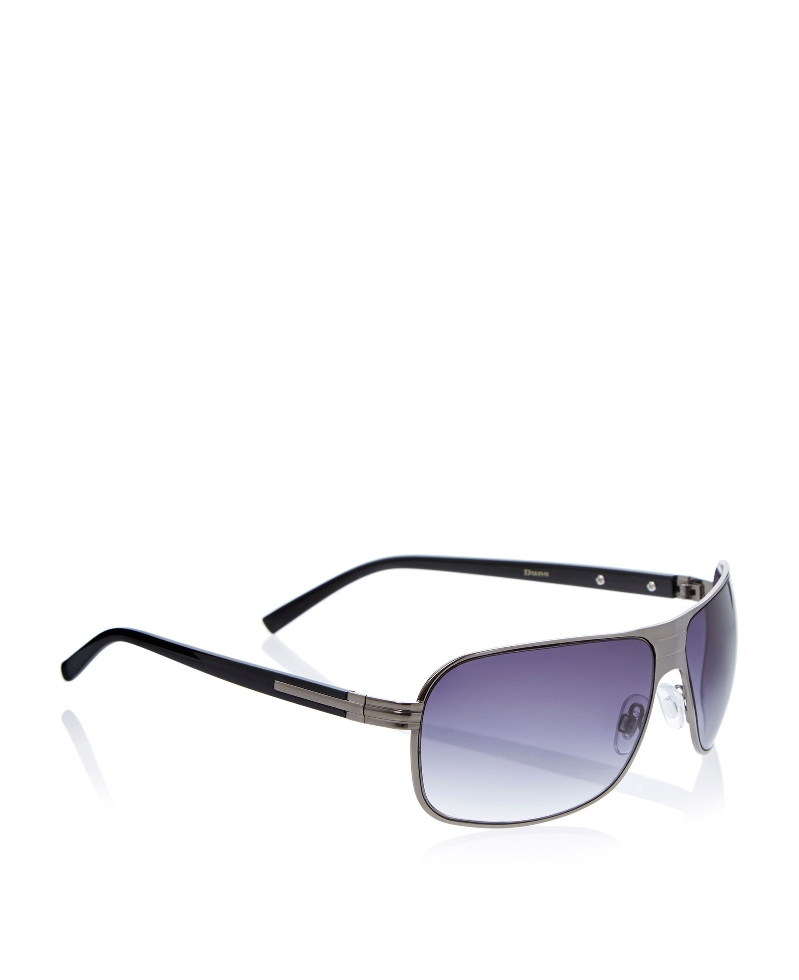 Praize gunmetal rim mens sunglasses