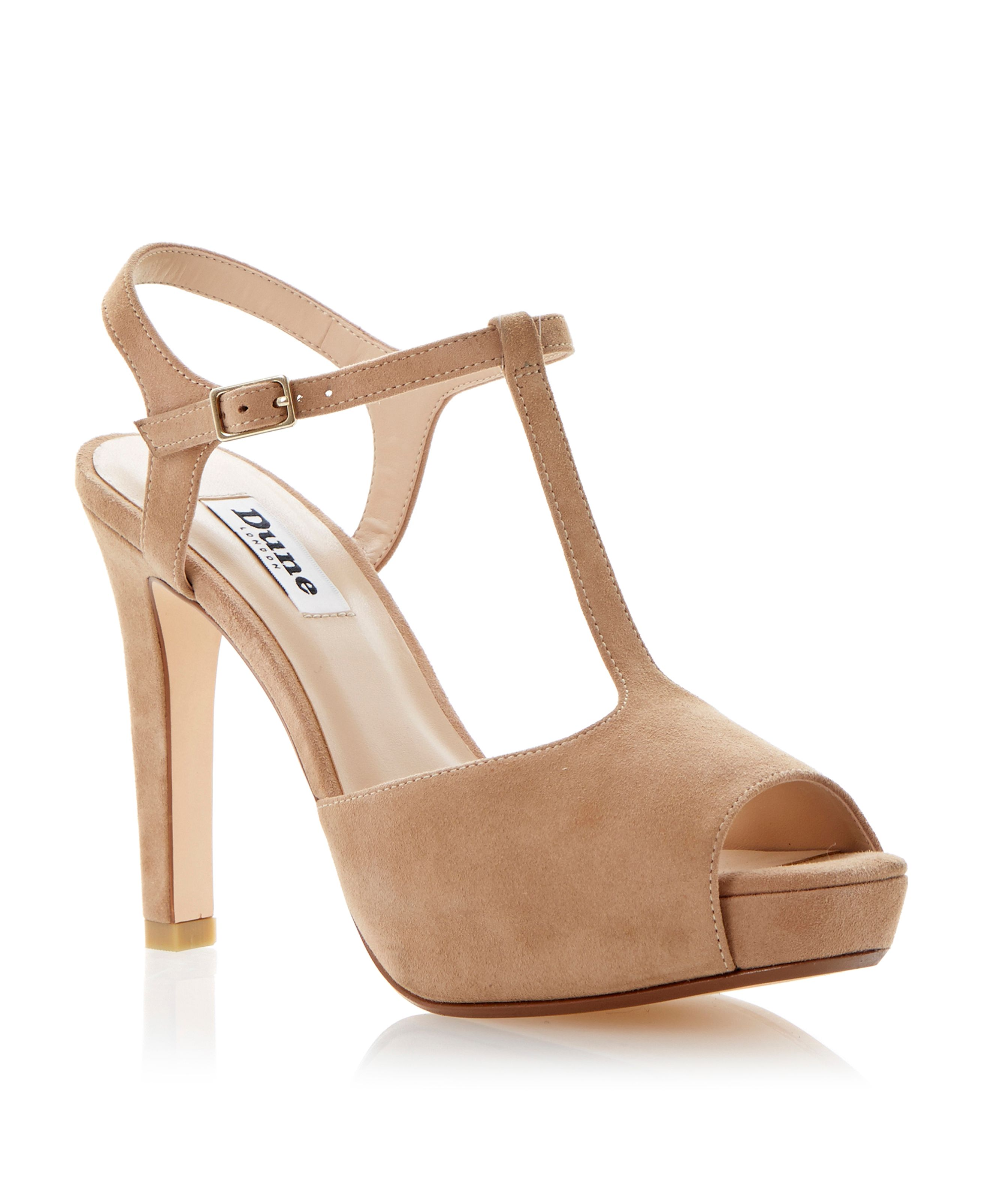 Harlane suede stiletto sandals