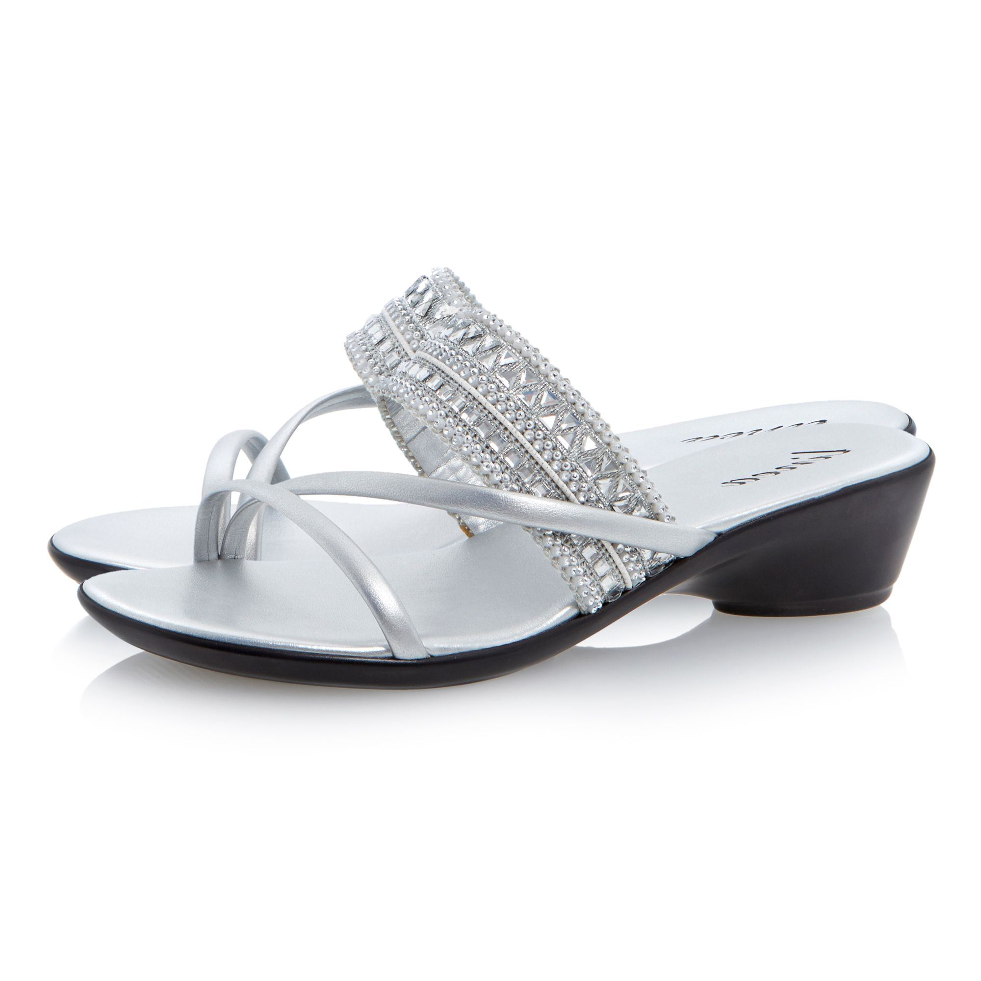 Grayas wedge heel sandals