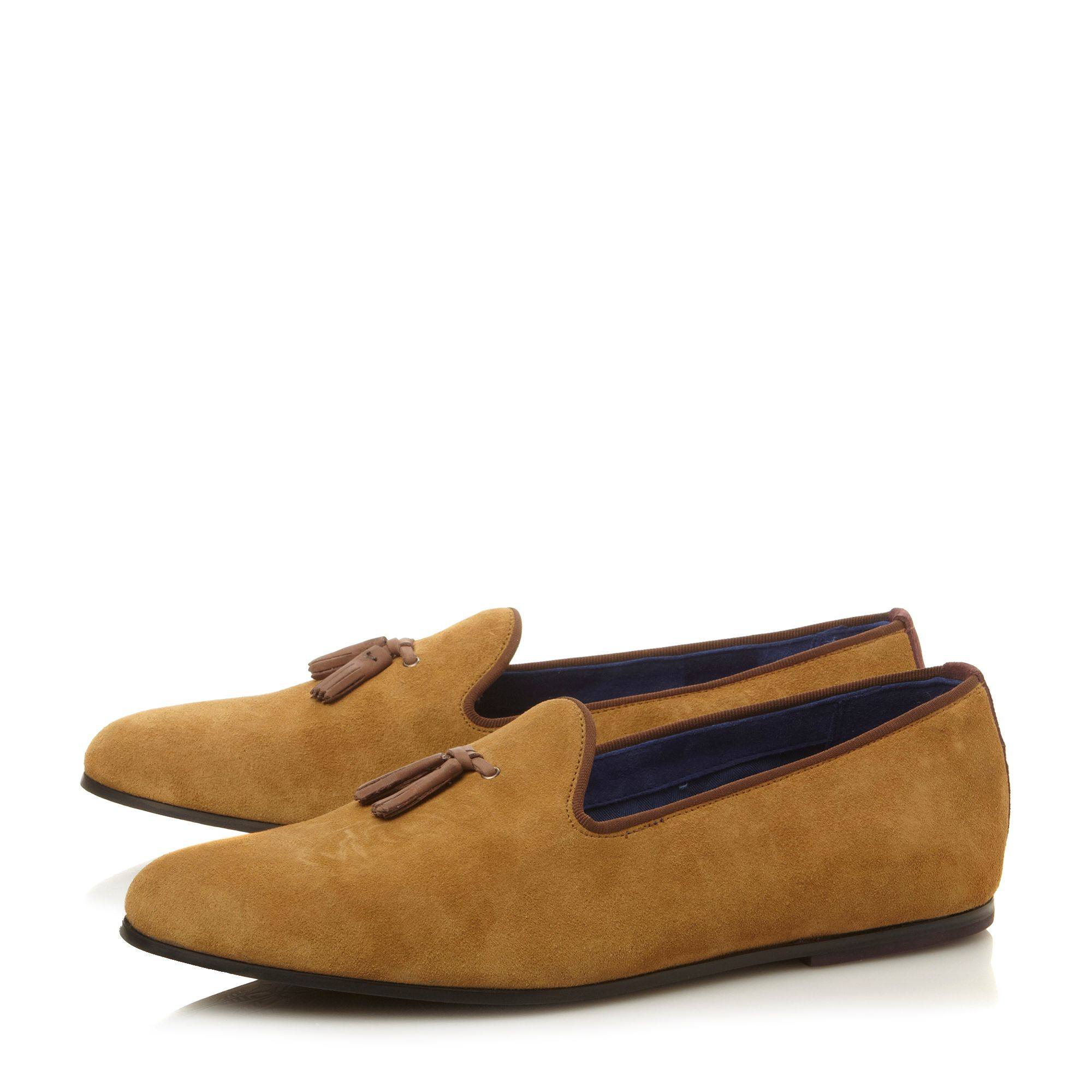 Treal tassle slippers