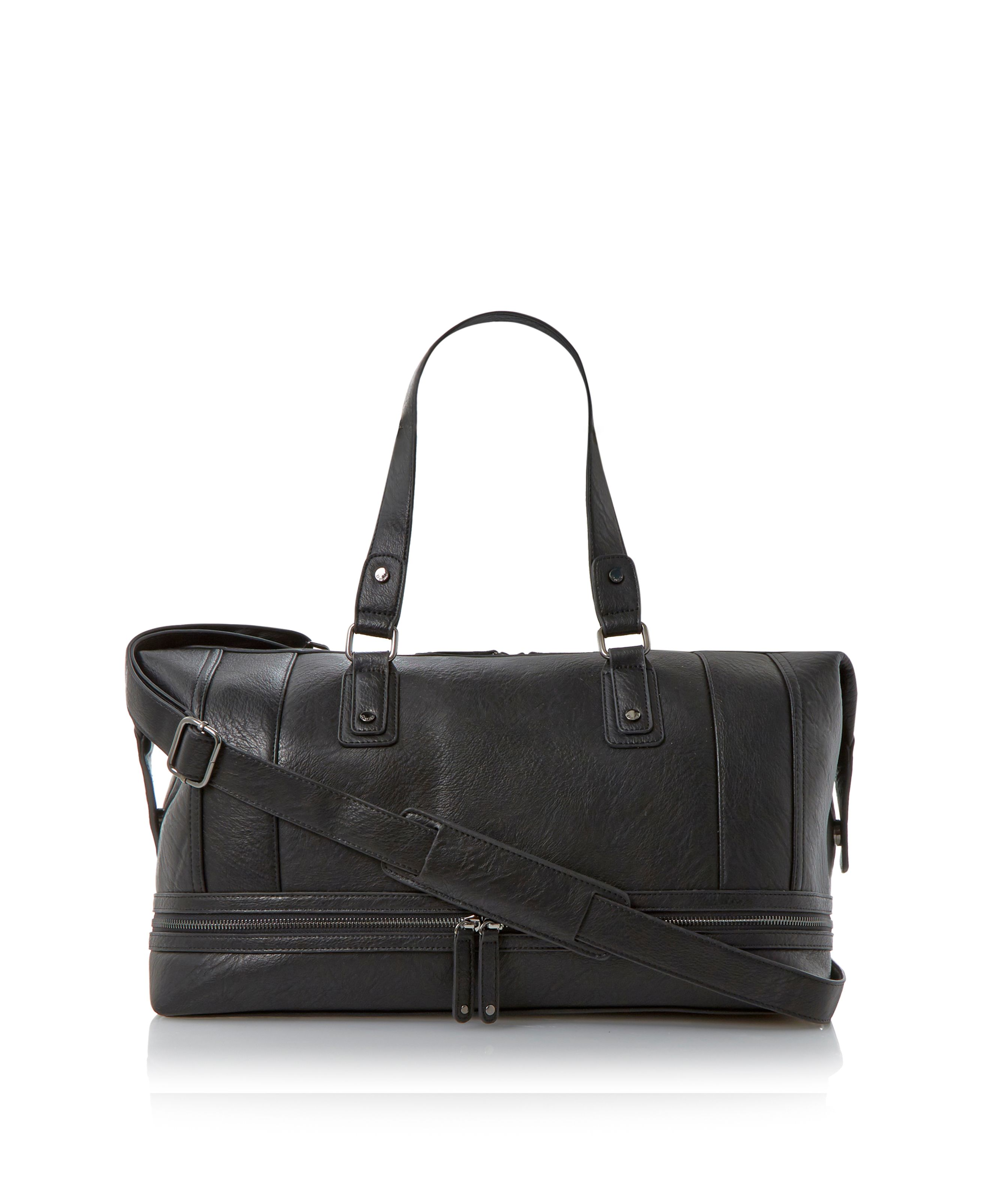 Pittsburg  bottom zip holdall