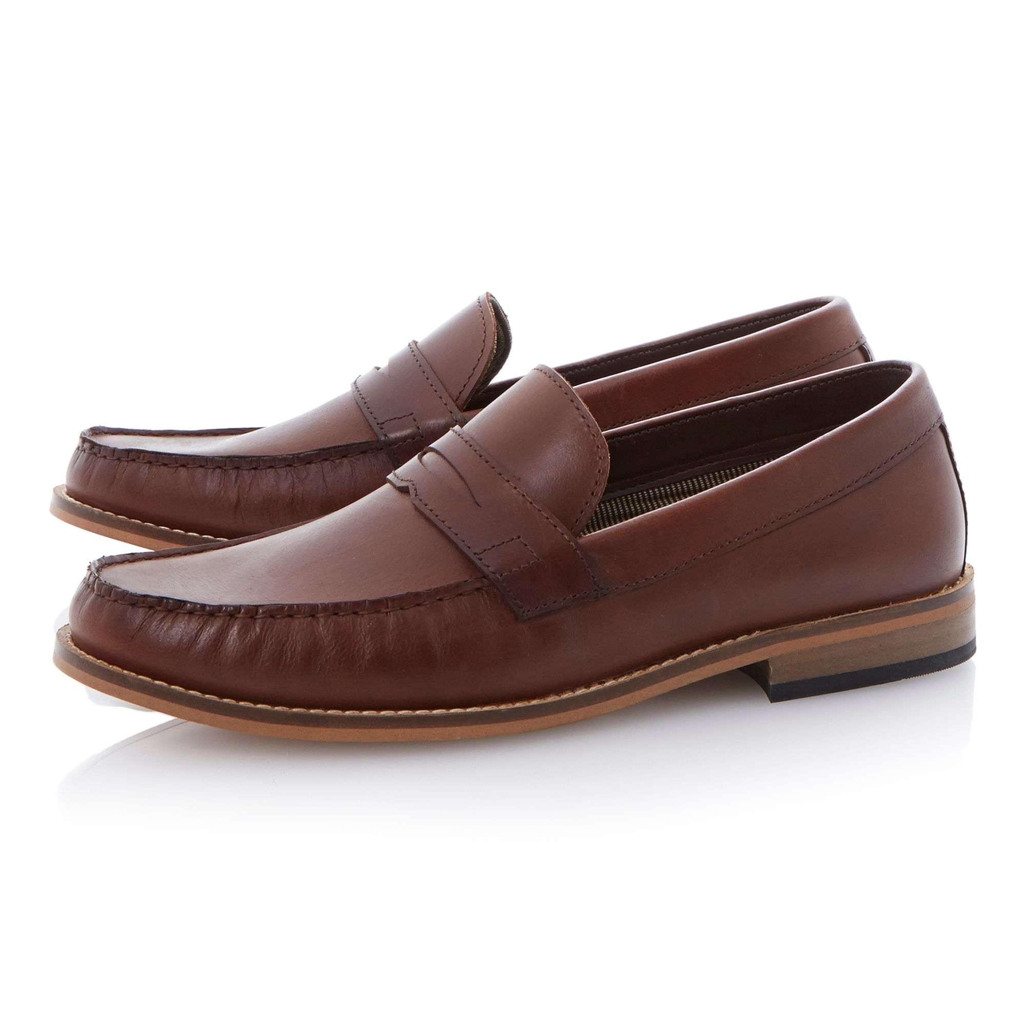 Belgium penny loafers