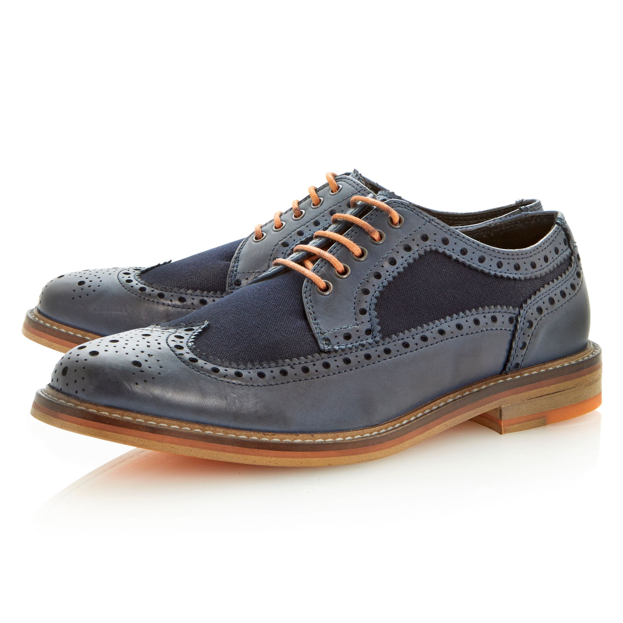 Bethnal green c lace up brogues