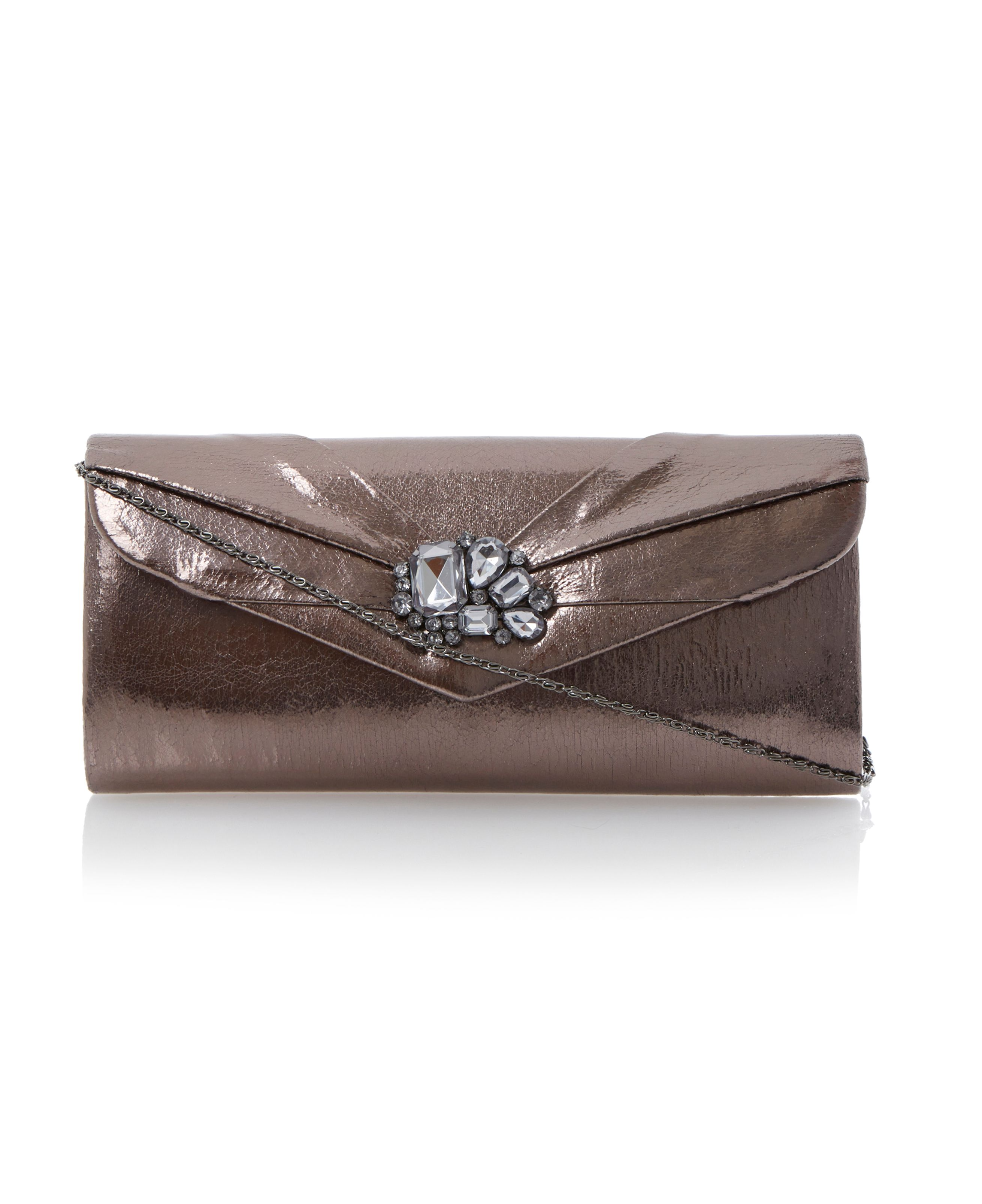 Bamera pleated trim bag