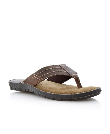 Howick Indonesia toepost comfort sandals
