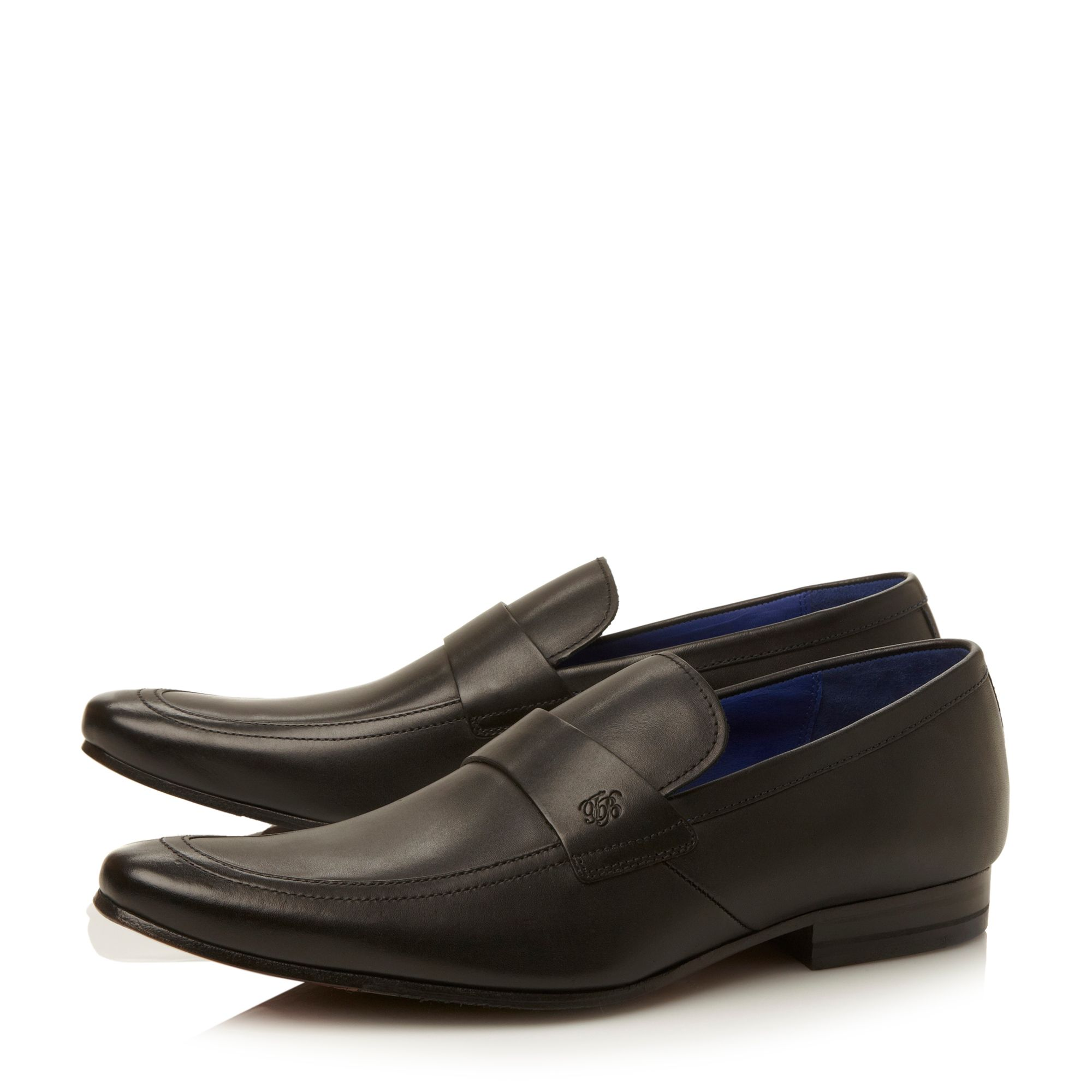 Fotiu apron smart loafers