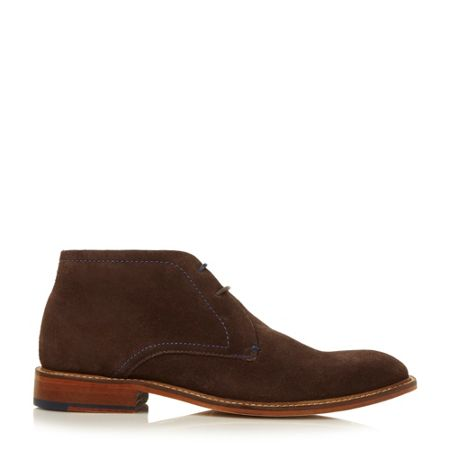 Ted Baker Torsdi formal chukka lace up boots