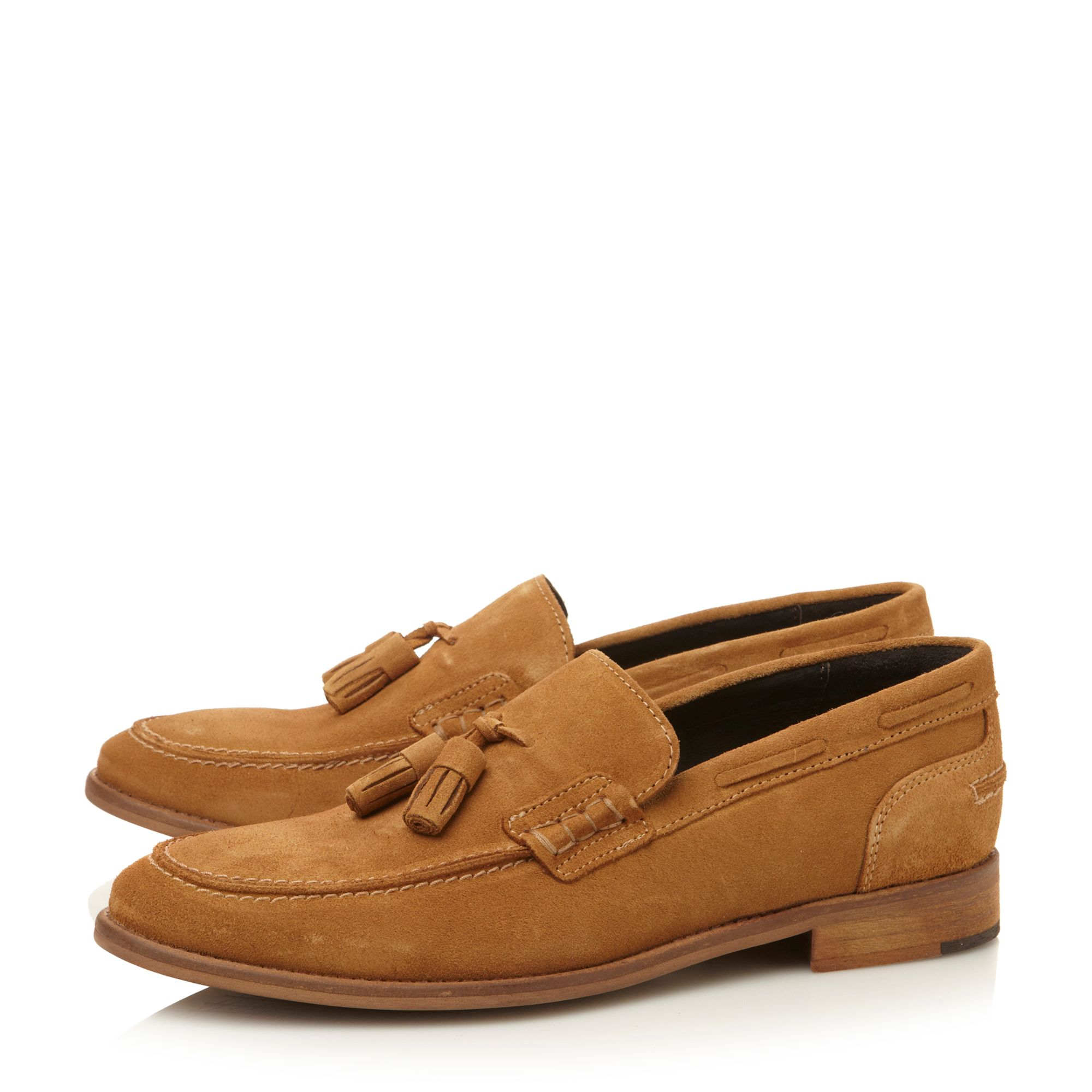 Astoria suede tassle loafers