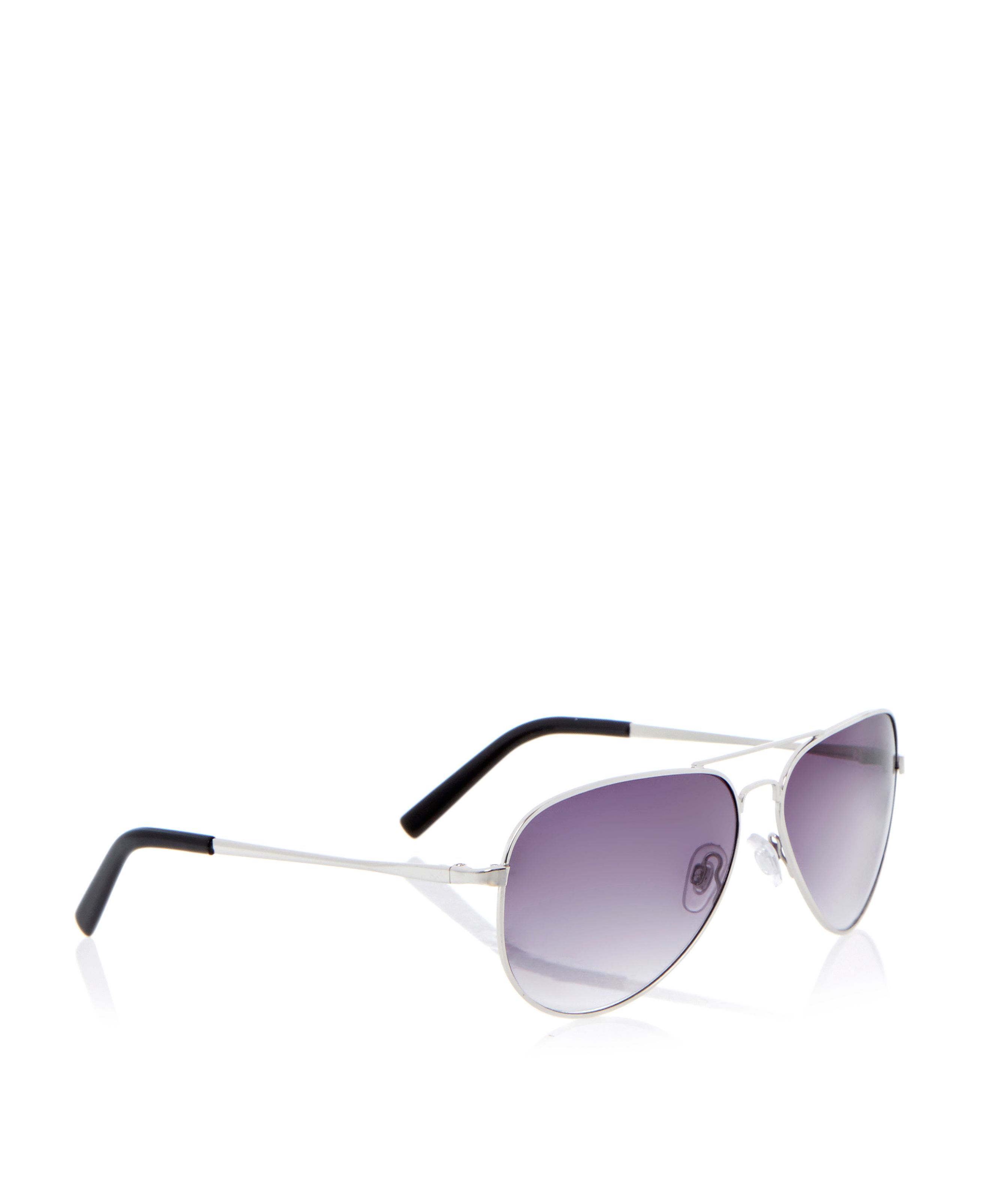 Philly mens silver aviators