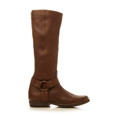 Steve Madden Holden stirrup long boots
