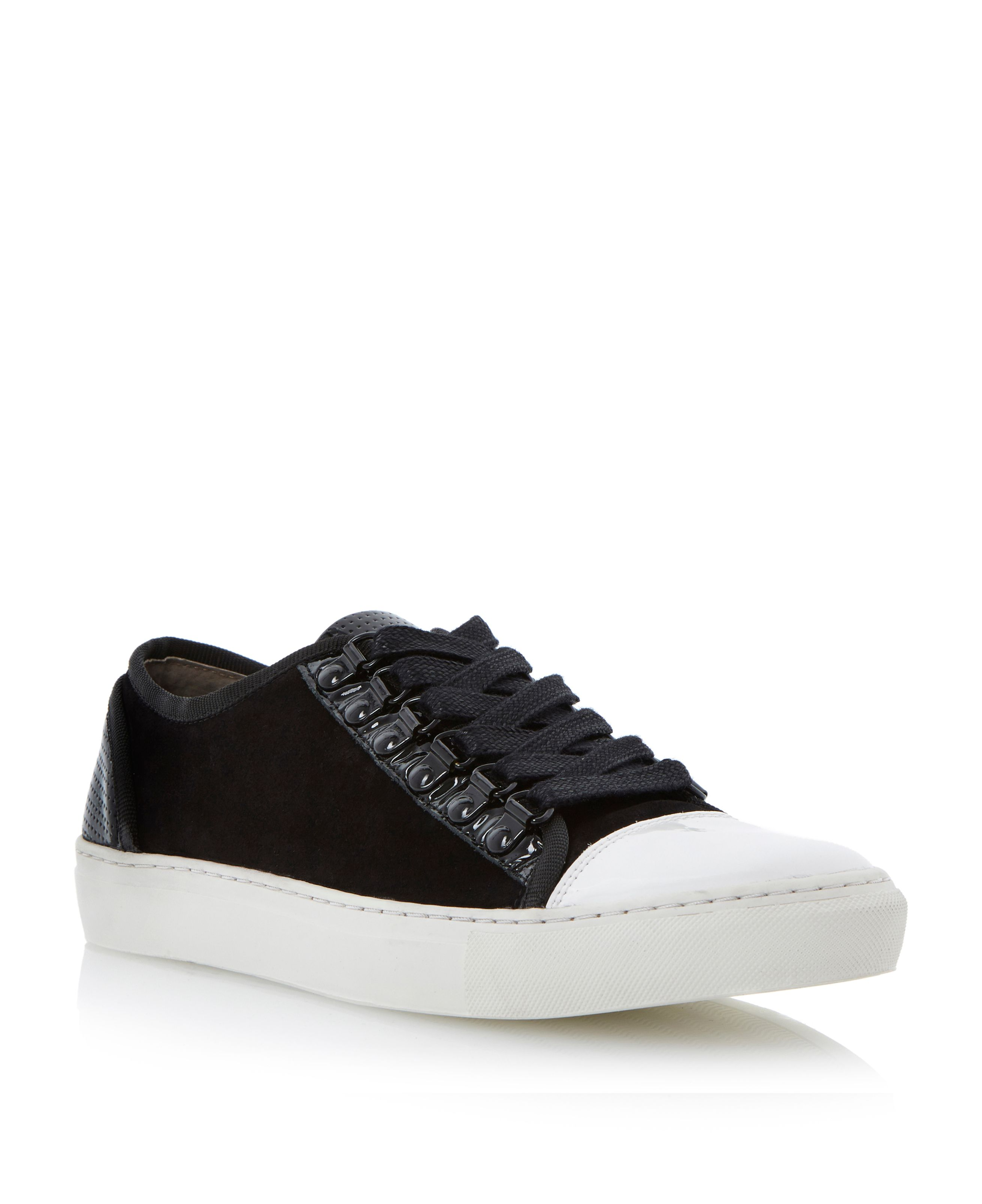 Allerton lace up cs cupsole trainers