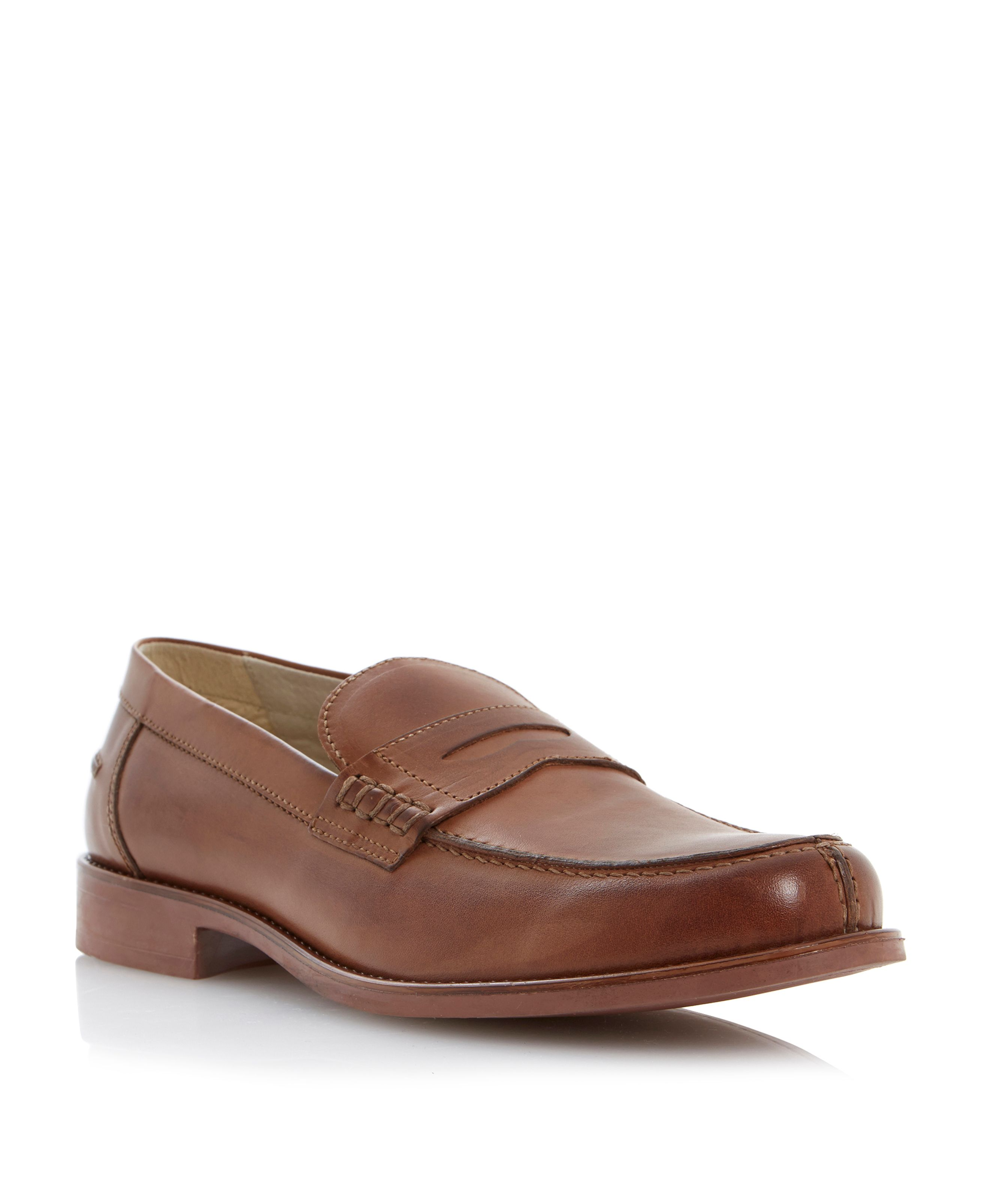 Brockley penny loafers