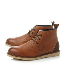 Satley Lace Up Casual Chukka Boots