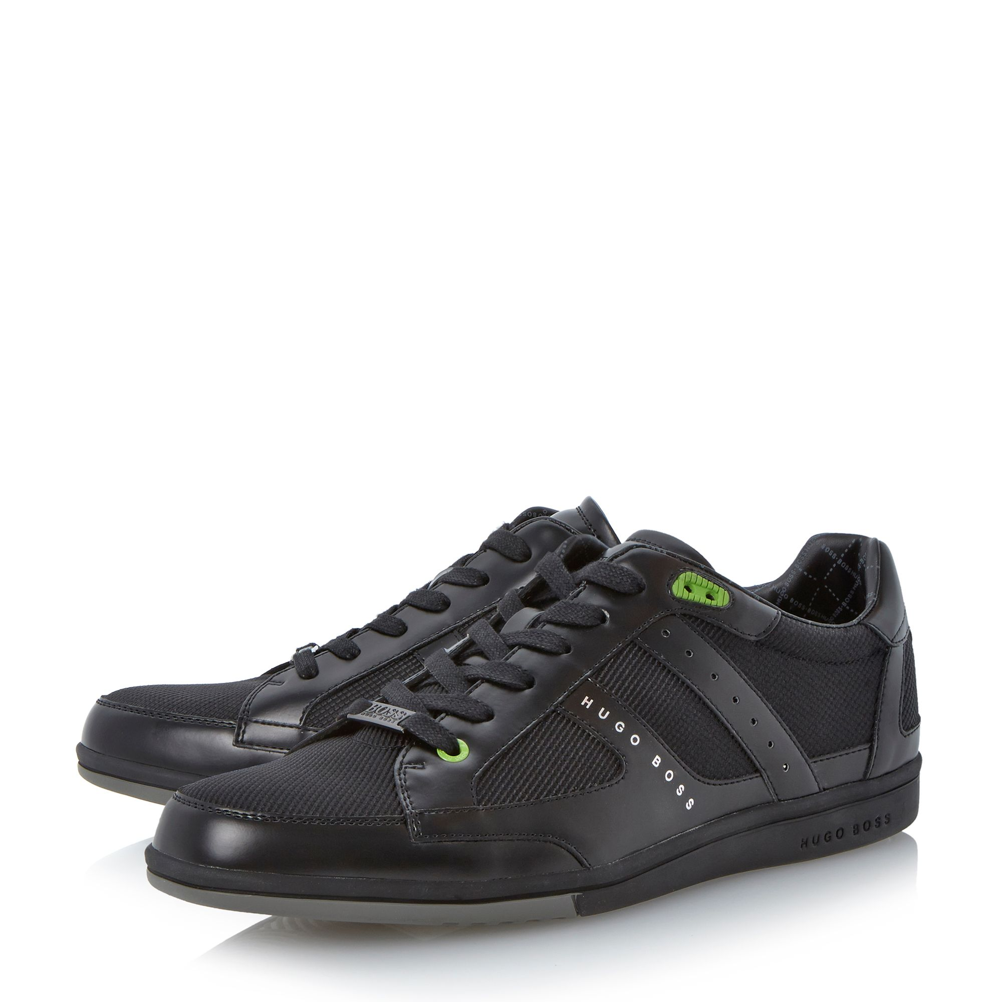 Oshea lace up trainers