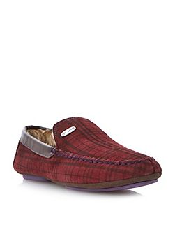 Ruffas moccasin slippers