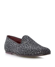 Treep slipper cut loafers