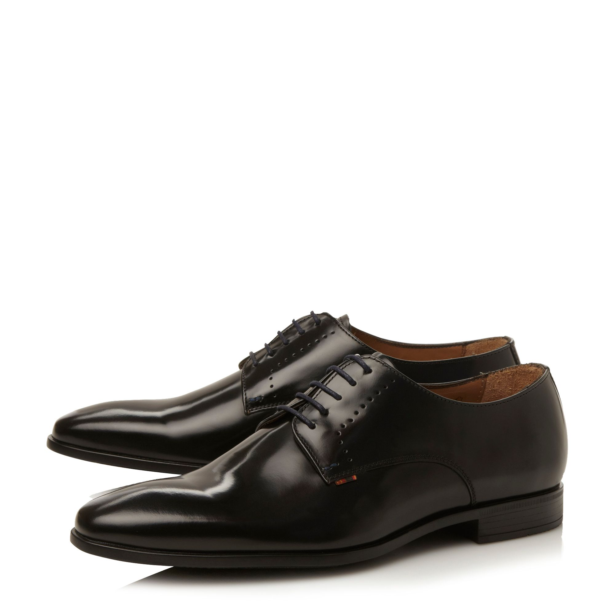 Moore plain toe gibson shoes