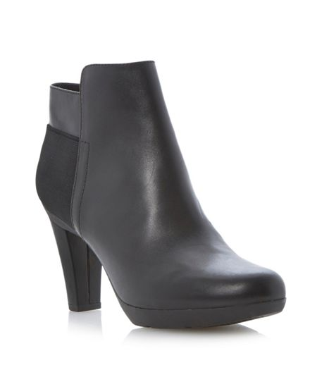 Geox Inspiration back ankle boot