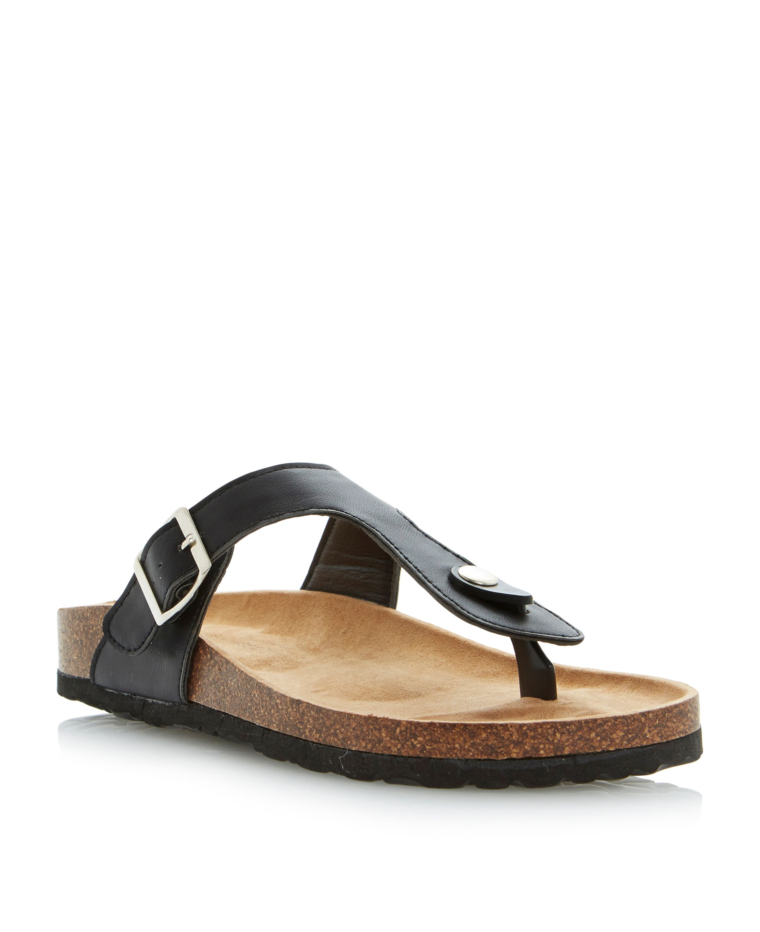 Jaimee footbed sandals