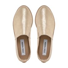 Acction Suede Slip On Shoes