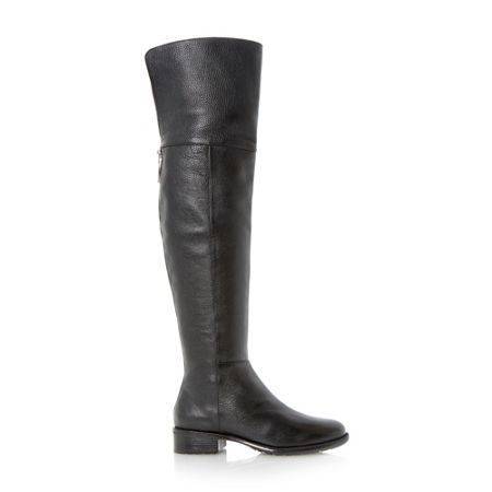 Dune Torz Over The Knee Boots