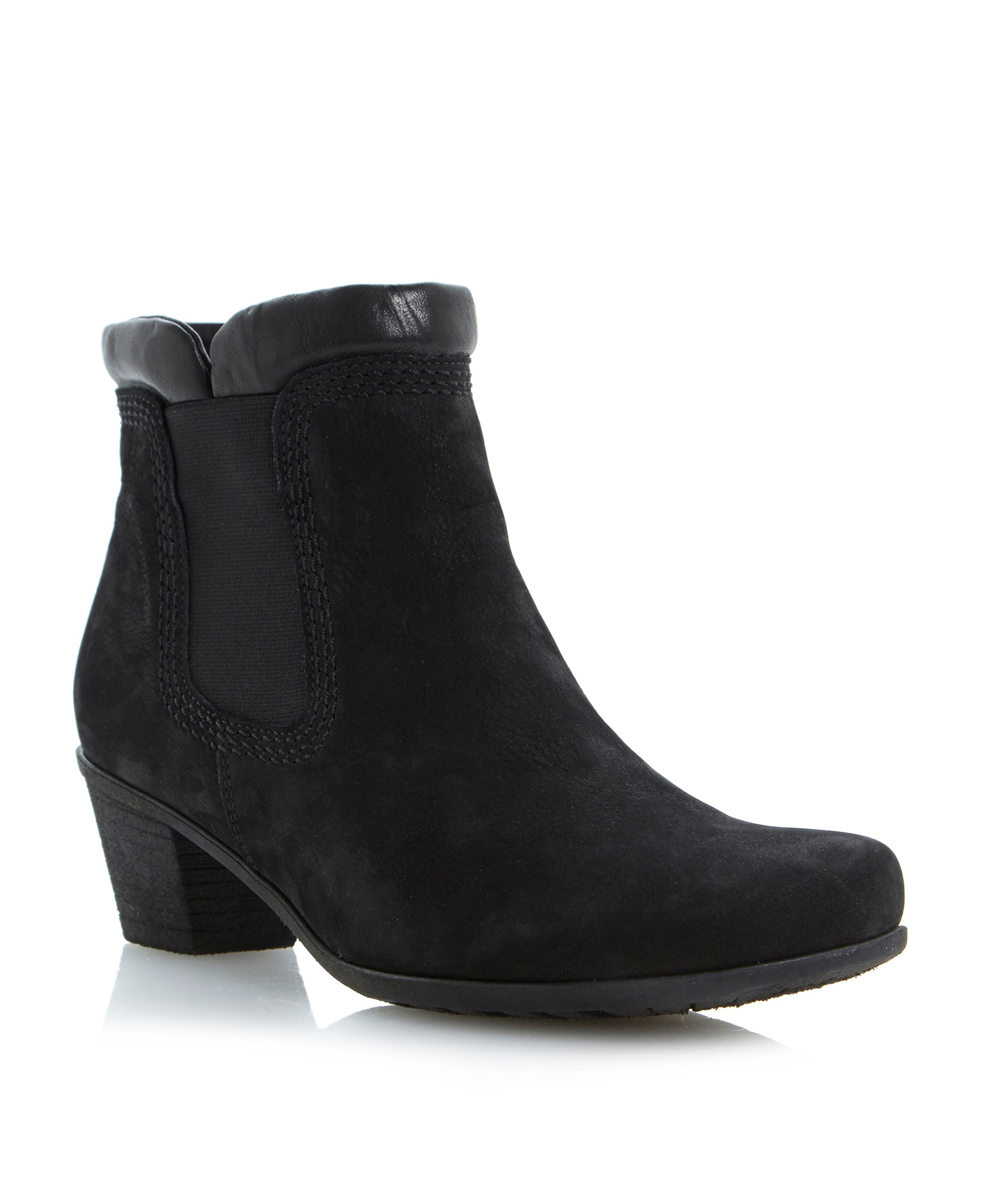 Sound chelsea low boots