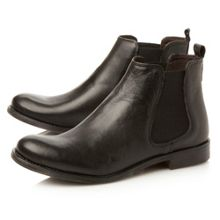 Paddy Leather Ankle Chelsea Boot