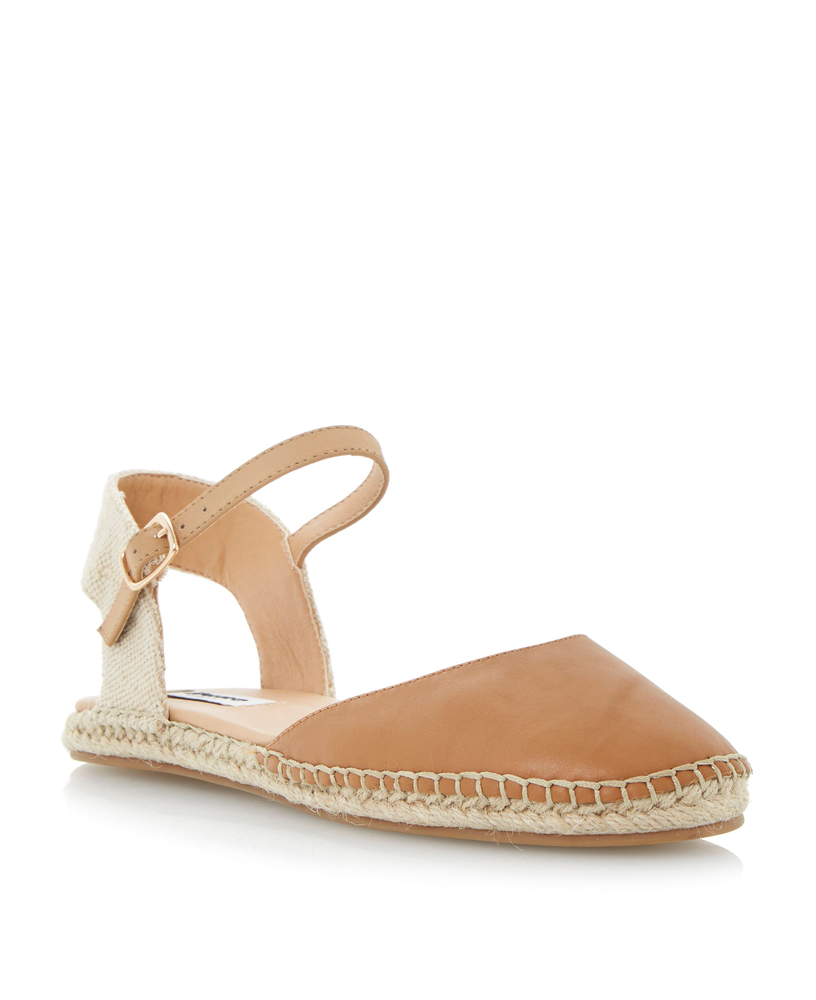 Jessee two part flat espadrille sandals