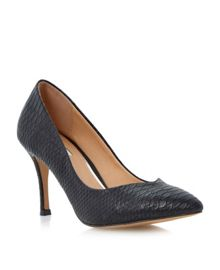 Applejack Plain Point Mid-Height Heels