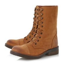 Monch-c leather calf boot