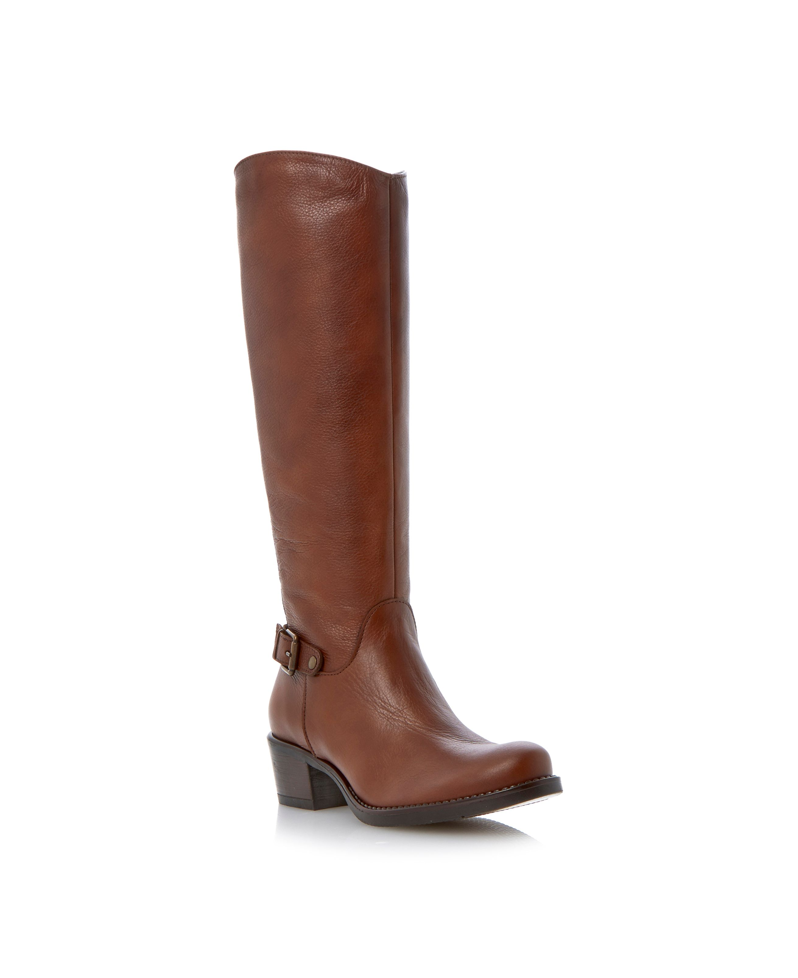 Tistry pull on riding boots