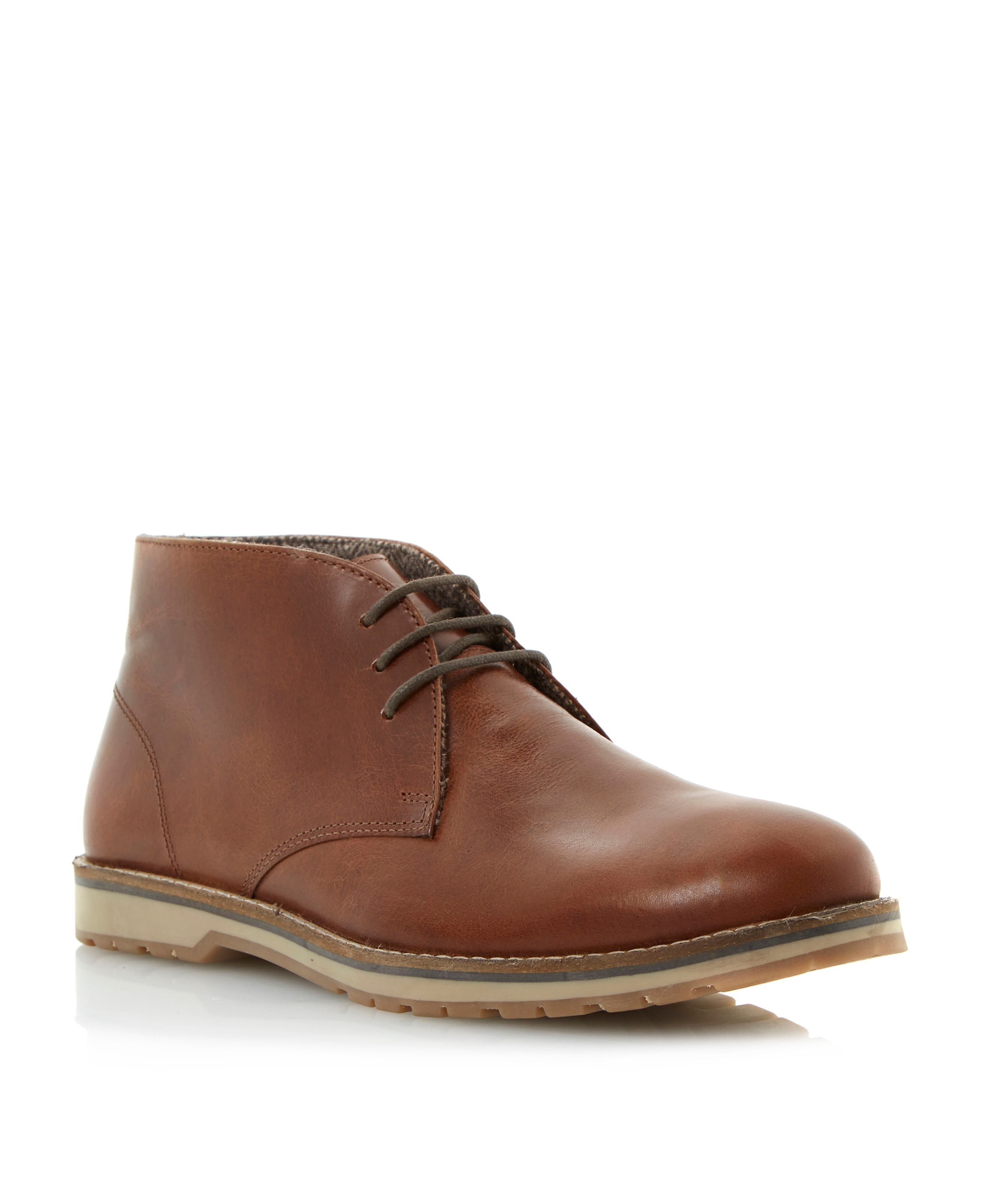 Change low chukka boots