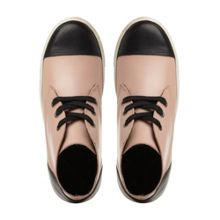 Pollyana lace up hi top trainers
