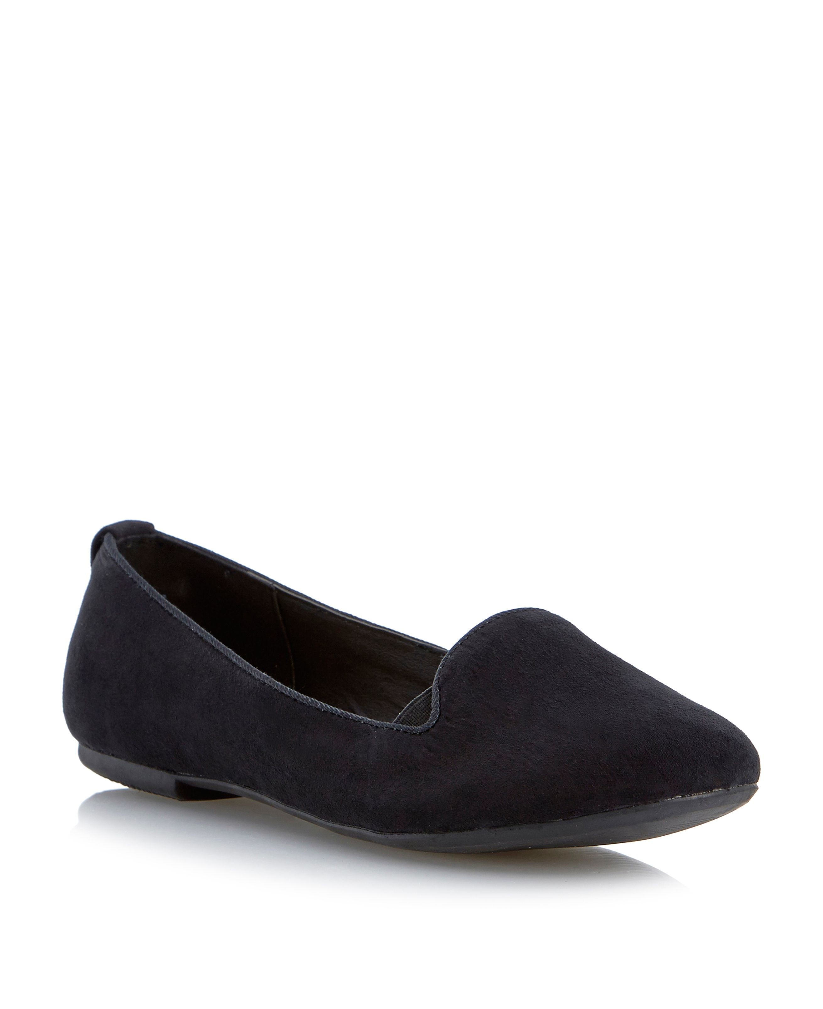 Myla slipper cut ballerina shoes