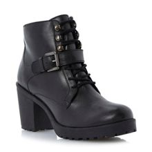 Plazza leather ankle boot