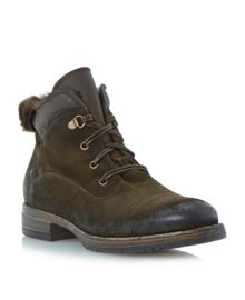 Perkins Lace Up Ankle Boot