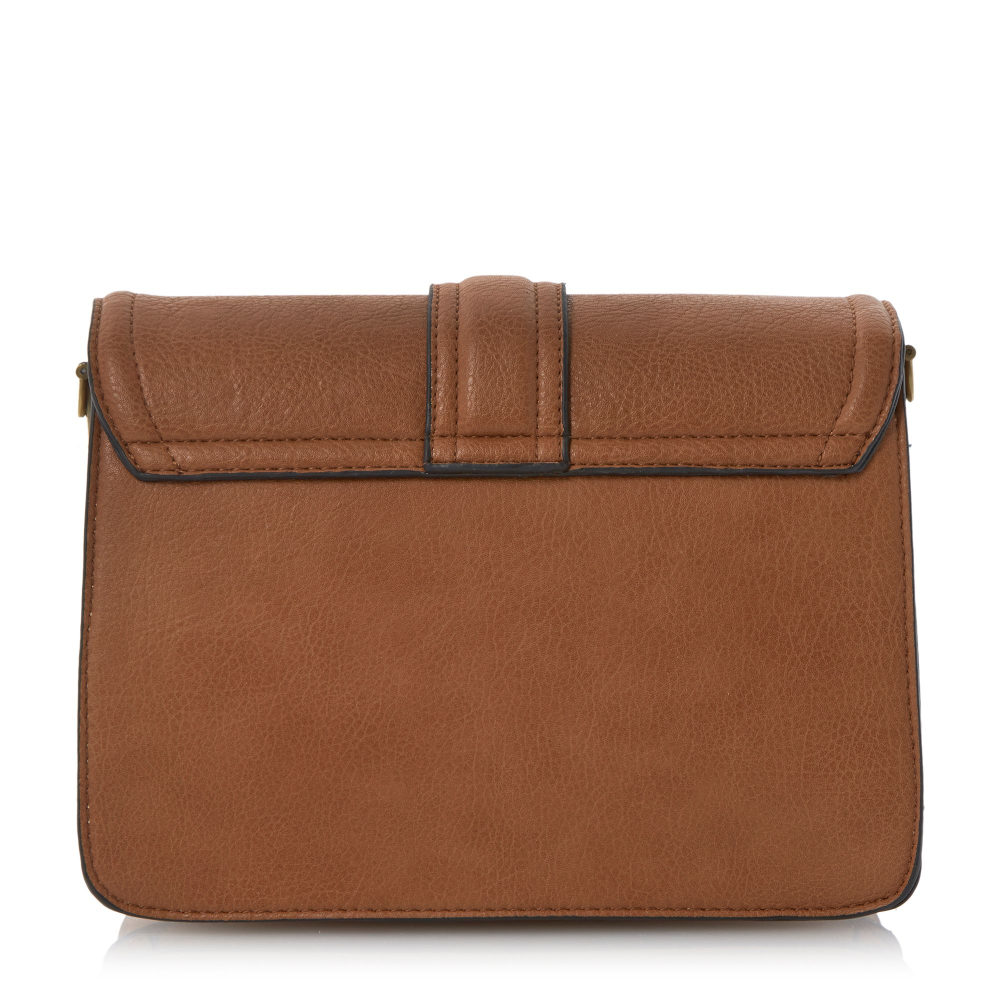 Leighton metal keeper mini xbody bag