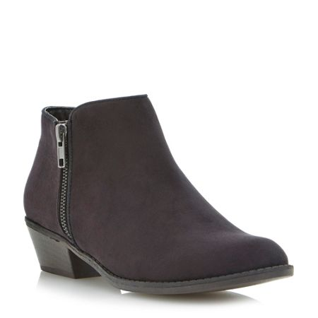 Head Over Heels President ankle boot