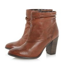 Ninah Leather Ankle Boot