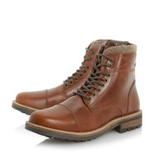Carter lace up worker boots