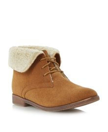 Paddley Ankle Boot