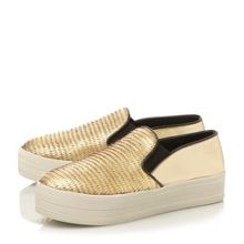 Bubah SM slip on fashion sneakers