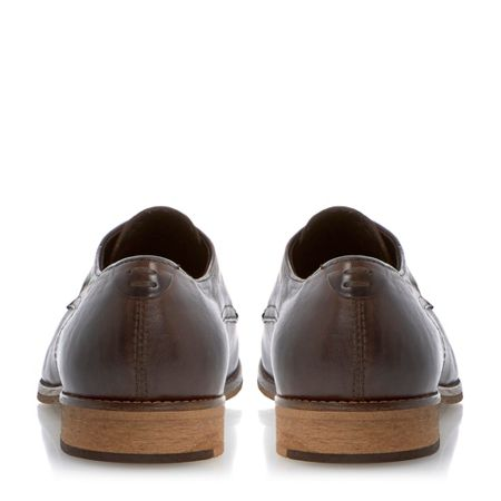 Bertie Bouncer gibson lace up shoes