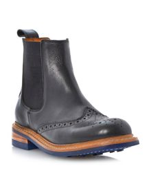 Perkin goodyear welted chelsea boots