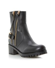 Pinder Double Zip Boot