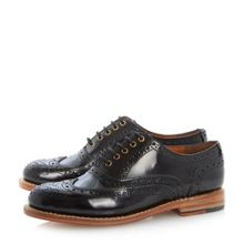 Langford goodyear welt laceup shoes