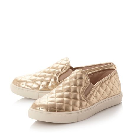 Ecentricq sm quilted slip on shoes