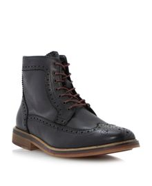 Cambridge heath colour pop brogue boots